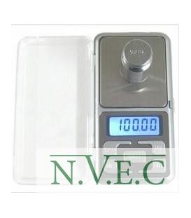 Весы карманные электронные Pocket Scale MH-200 200гр (погрешность 0,01гр)