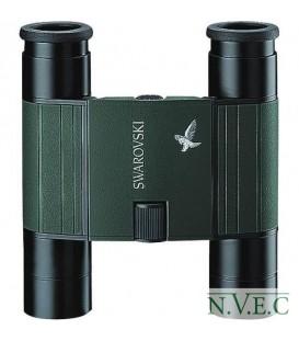 Бинокль Swarovski Pocket CL 10x25 B зеленый