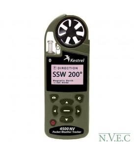 Ветромер Kestrel 4500 NVBT Olive (0845BNVOLV)