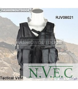 Разгрузка Fashion Outdoor Combat Vest Black RJV08021