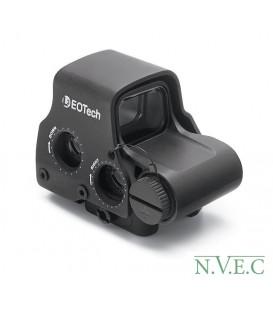 Коллиматорный (голографический) прицел EOTech EOT-EXPS3-0 (1 батарейка CR123, сетка – круг 65 MOA и 1 точка 1 MOA, боковая кнопк