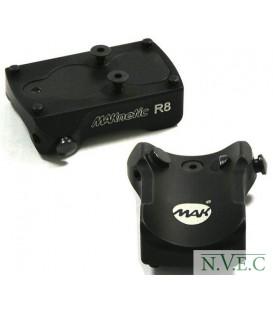 Крепление MaKnetic на Blaser R8 для коллиматора Docter 30194-9000