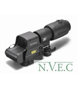 Коллиматорный (голографический) прицел EOTech EOT-HHS1 (комплект EXPS3-4 + G23)