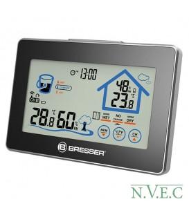 Термометр-гигрометр Bresser Funk (Touchscreen)