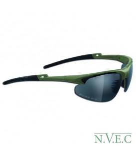 Очки Swiss Eye Apache, 3 компл. сменных линз, футляр ц:зеленый