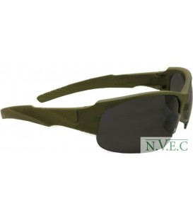 Очки Swiss Eye Armored, 2 компл. сменных линз. ц:оливковый