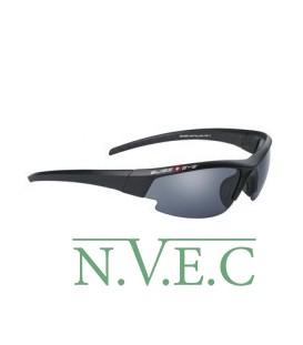 Очки Swiss Eye Evolution M/P, 3 комплекта сменных линз, футляр ц:черный