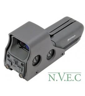 Коллиматорный (голографический) прицел EOTech EOT-552.A65 (2 батарейки АА, сетка – круг 65 MOA и 1 точка 1 MOA)