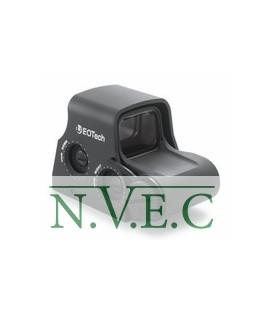 Коллиматорный (голографический) прицел EOTech EOT-XPS2-0 (1 батарейка CR123, сетка – круг 65 MOA и 1 точка 1 MOA)