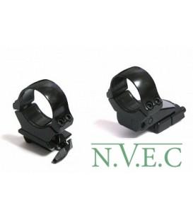 Быстросъемный поворотный кронштейн EAW на CZ-550 (диам.30мм, BH 17mm, вынос 26мм) 504-15047