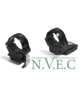 Быстросъемный поворотный кронштейн EAW на CZ-550 (диам.26мм, BH 17mm, вынос 26мм) 504-00047
