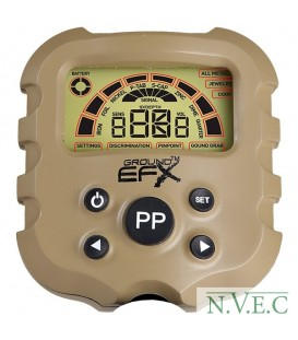 Металлоискатель Ground EFX MX50