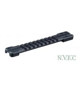 Основание Recknagel на Weaver для установки на гладкоствольные ружья (ширина 6-7мм) (57142-0006)