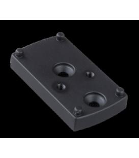 Адаптер  для установки коллиматорных прицелов Burris Fastfire и Docter Sight  на кронштейны Spuhr (A0011)