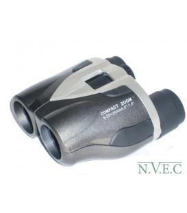 Бинокль Navigator 8-25х25 серебристо-серый цвет корпуса (компактный)