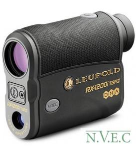 Лазерный дальномер Leupold RX- 1200i TBR/W с DNA компакт 6х22, чёрно-серый с баллистическим калькулятором (с учетом ветра) 17063
