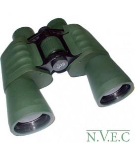 Бинокль Navigator  8х40 profi (зеленый)  обрезиненный, призма Порро