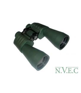 Бинокль Navigator  24х60 profi (зеленый)  обрезиненный, призма Порро