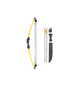 Лук Man Kung MK-CB008 Блочный ц:желтый/черный