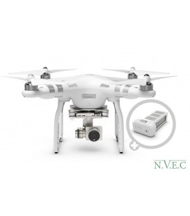DJI Phantom 3 Advanced + One Extra Battery