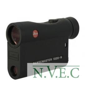 Лазерный дальномер Leica Rangemaster 1000CRF-R black (7x, измерение 10-1000м) с баллистическим калькулятором