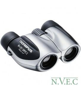 Бинокль Olympus  8x21 DPC I (silver) компактный