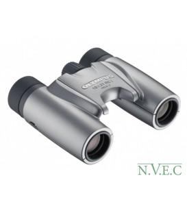 Бинокль Olympus  10x21 RCI silver (компактный, многослойное просветление)