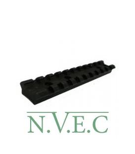 База Weaver с болтами для Benelli Vinci (260J) Raffaello,SBE II,M1,M2,M3 (G0131400/1)