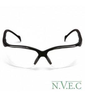 Очки Venture RVGSB 1810S c прозрачными ударопрочными поликарбонатными линзами, с защитой от царапин