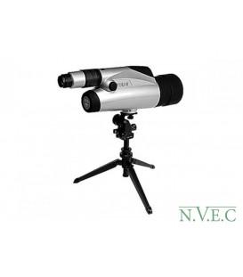 Зрительная труба Юкон  6-100x100 Silver  со штативом