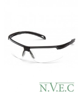 Очки Ever-Lite SB 8610D с прозрачными ударопрочными поликарбонатными линзами, с защитой от царапин