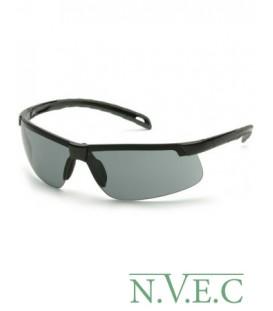 Очки Ever-Lite SB 8620D с темно-серыми ударопрочными поликарбонатными линзами, с защитой от царапин