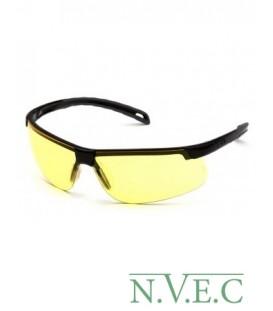 Очки Ever-Lite SB 8630D с желтыми ударопрочными поликарбонатными линзами, с защитой от царапин