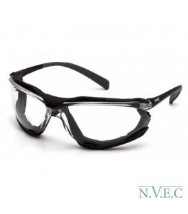 Очки Proximity SB9310ST с прозрачными ударопрочными поликарбонатными линзами, с защитой от царапин