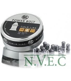 Пули пневматические RWS Power bolt 0,92г/ 150 шт
