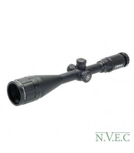 Прицел оптический Veber Black Fox 4-16x50 AO RG MD
