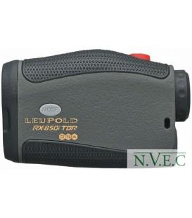 Лазерный дальномер Leupold RX- 850 i TBR с DNA компакт 6х23, чёрно-оливковый с баллистическим калькулятором 120466