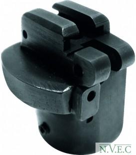 """Переходник AKademia """"Ключ"""" для телескопич.приклада, складной, тип Вепрь-205, материал Д16Т, вес 69гр."""