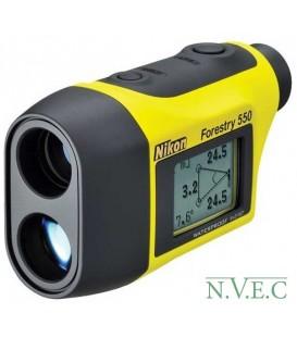 Лазерный дальномер Nikon LRF Forestry Pro (6х21) от 10 до 550м