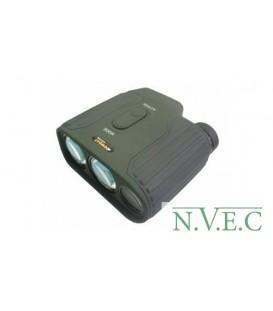 Лазерный дальномер Combat 1500 (6х24, максимальная дальность до 1500м)
