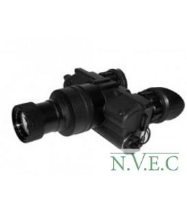 Очки ночного видения Combat-124 (2+ пок., 1х, поле зрения 40?, минимум 57линий/мм )