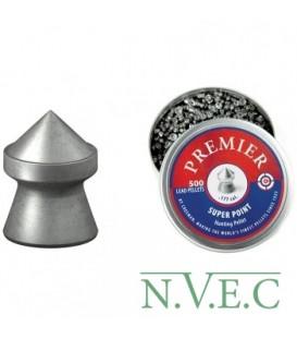Пули для пневматики Crosman Super Point (4.5mm, 0.51г, 500шт)