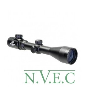Прицел оптический Veber Black Fox 4x42 ER MD