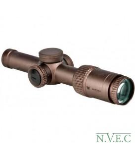 Оптический прицел Vortex Razor Gen II HD 1-6x24, марка VMR-2 c подсв,0.2 MRAD, труба 30 мм