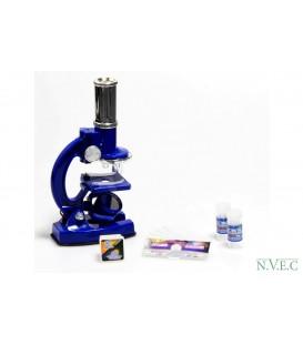 Микроскоп МР-450 (100х, 200х, 450х)