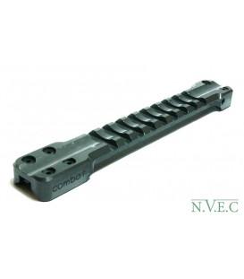 Основание на Weaver для установки на гладкоствольные ружья (ширина 8-9мм) 008091-1