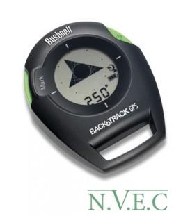 Карманный цифровой компас BackTrack с GPS приемником G2 черно-зеленый  (360411)