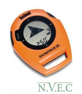 Карманный цифровой компас BackTrack с GPS приемником G2 черно-оранжевый  (360413)