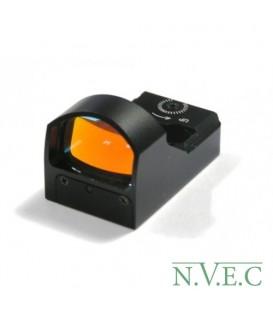 Коллиматорный прицел  HAKKO BED-XT-3 mini с креплением Weaver (точка)