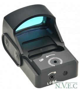Коллиматорный прицел  HAKKO BED-XT-4 mini с креплением Weaver (точка) сменная яркость свечения марки